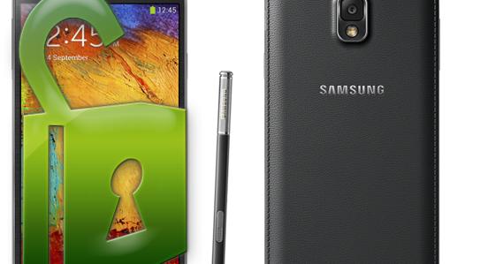 Unlock Samsung Galaxy Note 3 SM-N900V mạng Verizon | Fix service