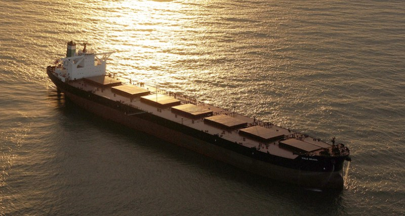 10 Very Large Ore Carriers Ordered by COSCO Shipping