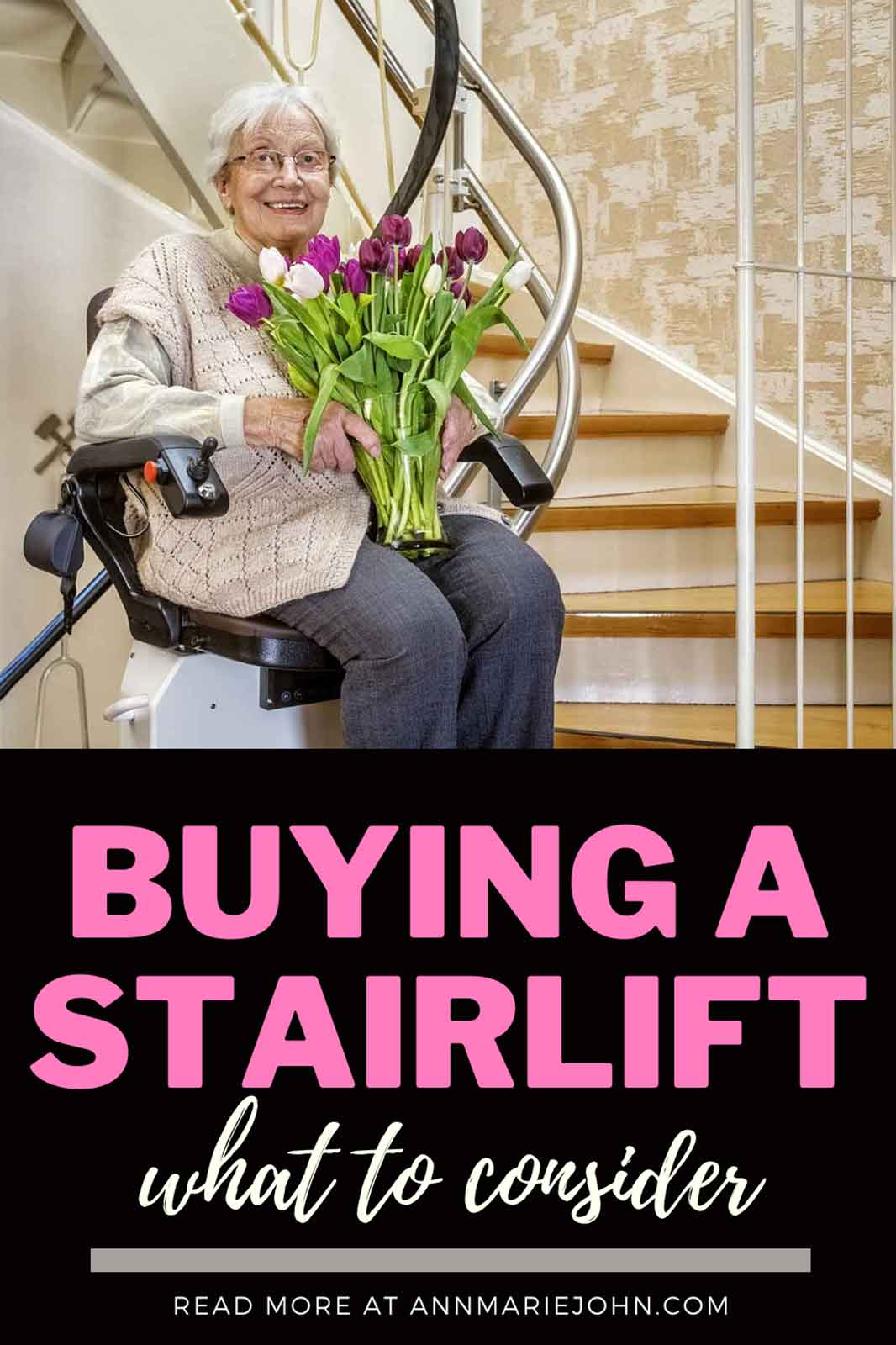 Planning To Buy A Stairlift? Here's What To Consider