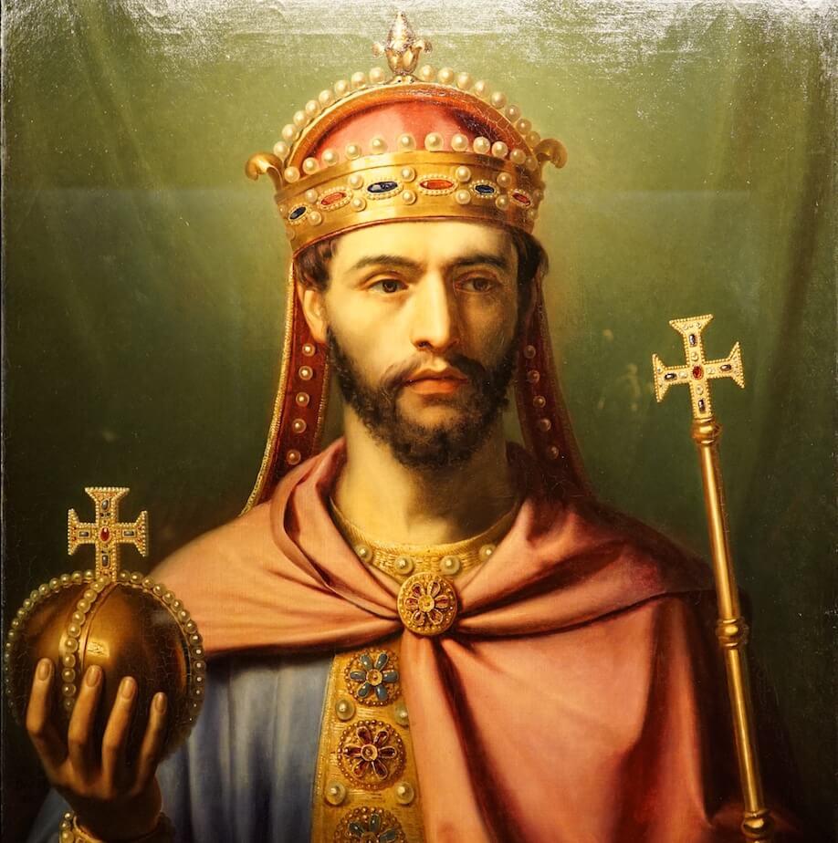Chrétiens Magazine: La Vie Privée De Charlemagne : Ne Pas