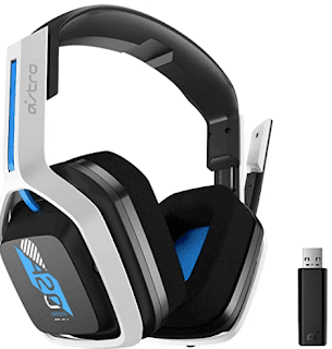 Auriculares Astro Gaming A20