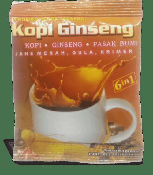 Kopi Ginseng Tazakka