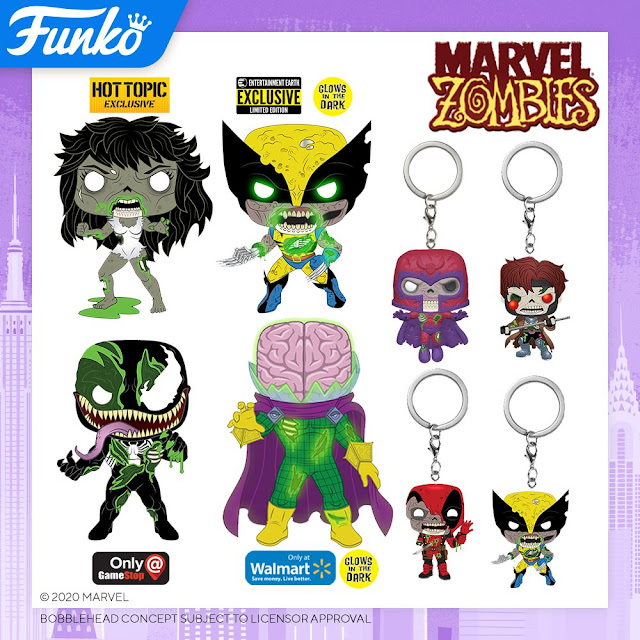 Funko Marvel Zombies