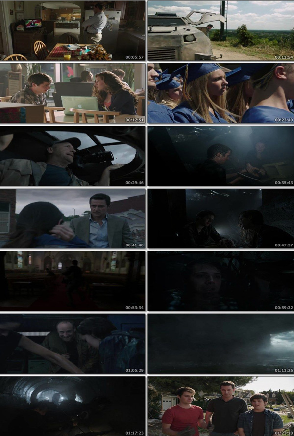 Download Into the Storm 2014 Dual Audio ORG Hindi 720p BluRay 700MB ESubs movie