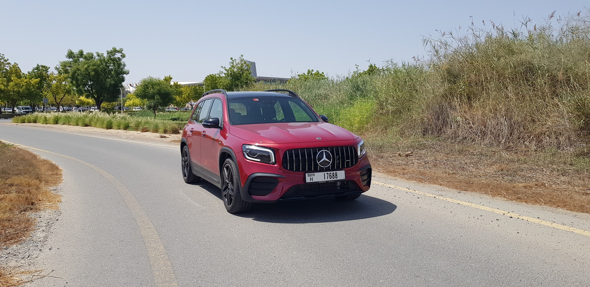 Mercedes-AMG GLP 35 4MATIC