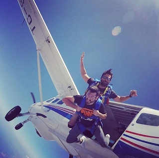 Skydiving Efes