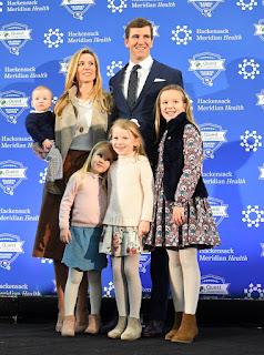 Eli Manning S Family