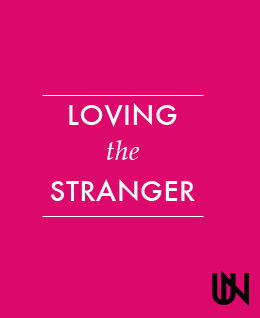 Our Daily Bread (ODB) + Insight: 12 October 2020 - Loving the Stranger