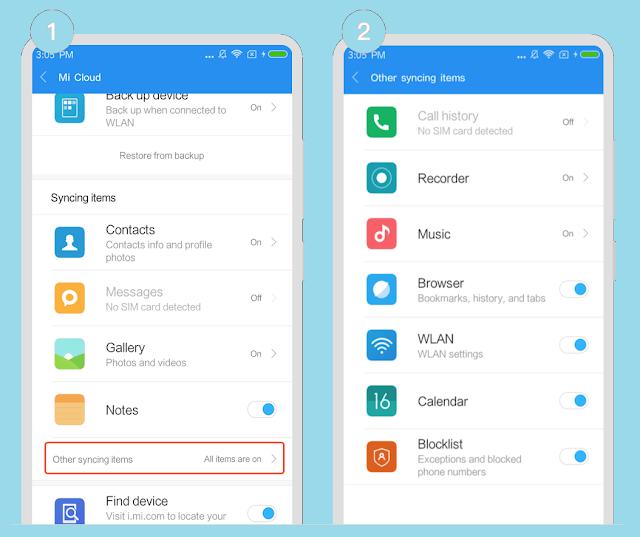 Atasi Memori Xiaomi Penuh dengan Fitur Mi Cloud