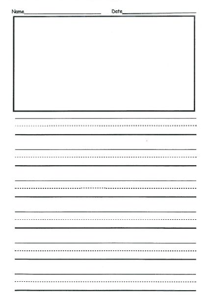 Writing Worksheet Template - writing worksheet template due to ...