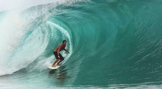 G-land Banyuwangi, Salah Satu Tempat Surfing Terbaik di Dunia