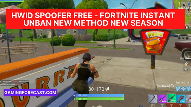 free fortnite spoofer
