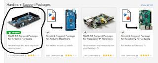 Programming Arduino using Matlab