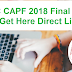 UPSC CAPF 2018 Final Result Out - Get Here Direct Link
