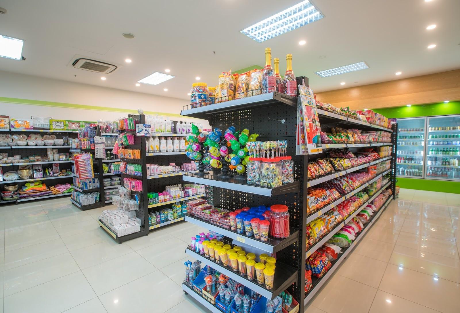 Trung tâm mua sắm