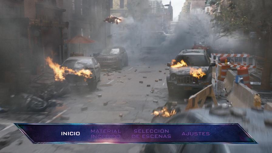 Avengers infinity war 2018 3d bd25 latino - Descargar infinity war ...