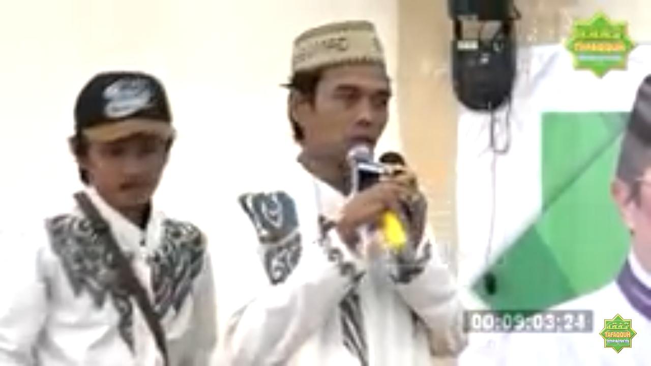 Jangan Tarik ke Politik, Ini Candaan Ustadz Abdul Somad Soal Satu atau Dua