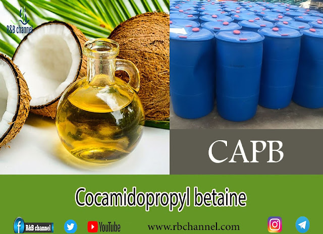 What is cocamidopropyl betaine? Scientific name and characteristics