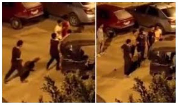 تحرش جماعي في مصر بفتاة اجنبية في مدينة النصر والشرطة تعتقل الفاعلين   موقع عناكب