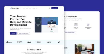 Growthkit HubSpot Theme