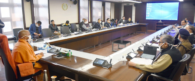 CM gave instructions to nodal officers