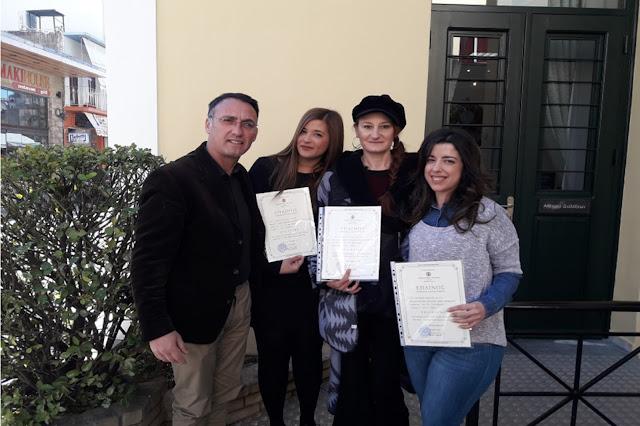 Το Επιμελητηριο Αργολίδας αναβιώνει τις βραβεύσεις αριστούχων μετά από αίτημα της Τουριστικής Σχολής