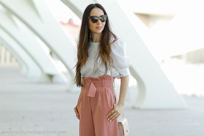 Inluencer blogger moda Valencia Ciudad de las artes y las ciencias