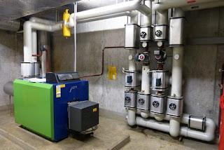 sustitución caldera de gasóleo
