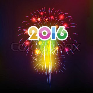 New Year 2016 English SMS