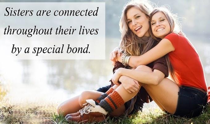 Love Quotes for Sister Messages Wishes Greetings on Rakhi Festival or Raksha Bandhan
