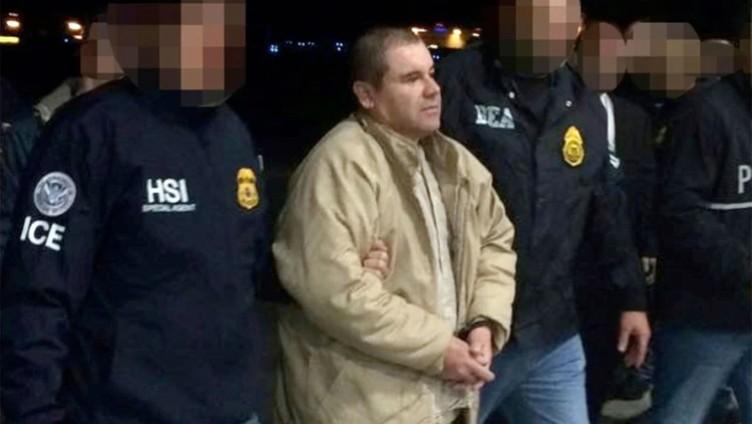 """Lo que le espera a """"El Chapo"""" Guzmán en la prisión """"Supermax"""": 23 horas en la celda y convivir con peligrosos terroristas"""