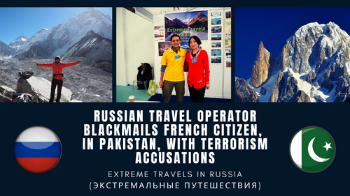Russian Extreme Travels, Pakistan