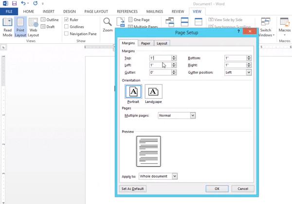 Tải Word 2013 - Hướng dẫn cài đặt để soạn thảo văn bản trên máy tính c
