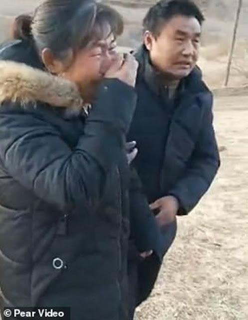 Xác con gái bị trộm đi làm lễ Minh Hôn, cha mẹ khóc tức tưởi