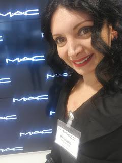 """Master Class MAC Cosmetics PRO """"Trucco Televisico ad Alta Risoluzione"""""""