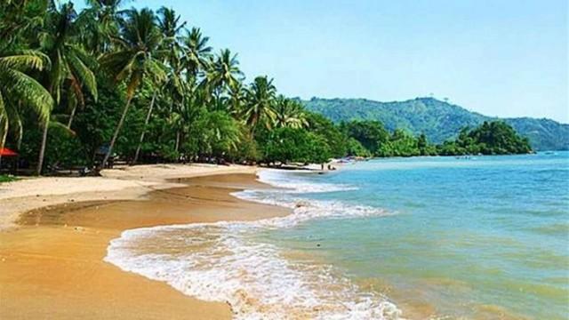 Destinasi wisata pantai Trenggalek