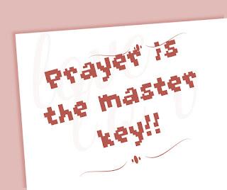Communicating To God In Prayer