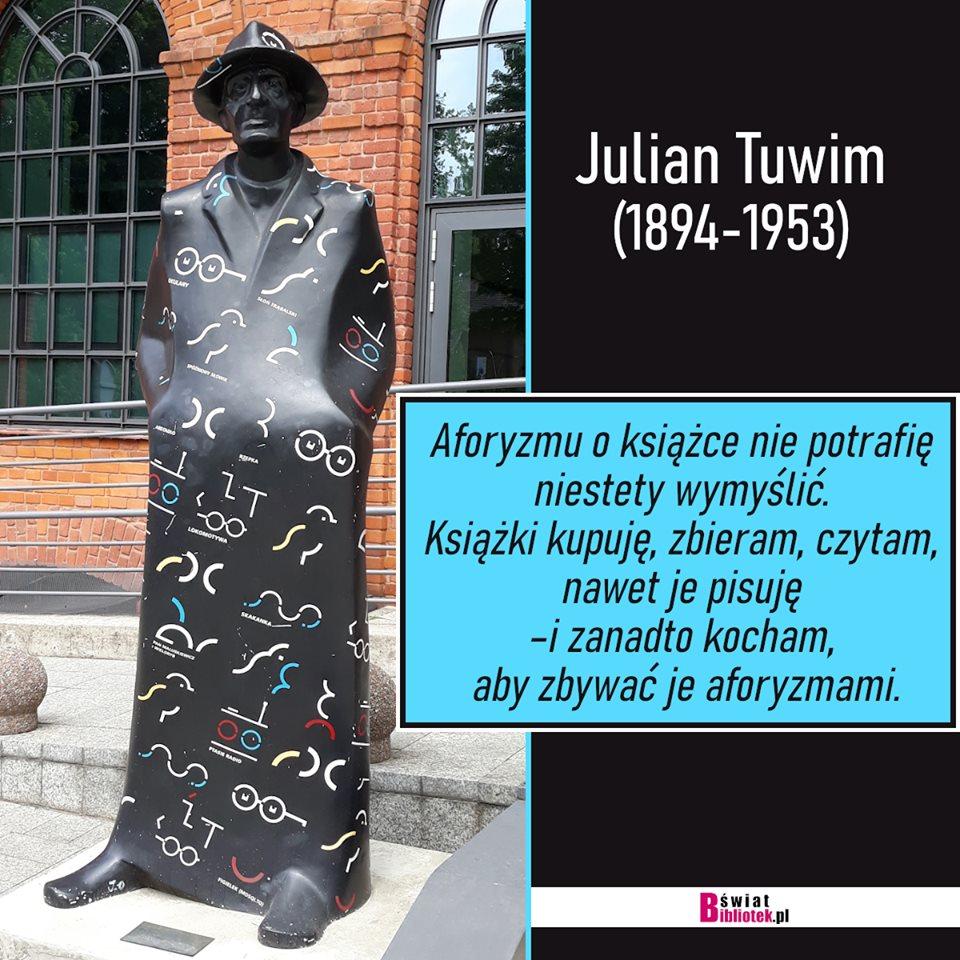 Biblioteka Sp W Krasnosielcu Julian Tuwim
