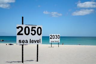 Kenaikan permukaan air laut