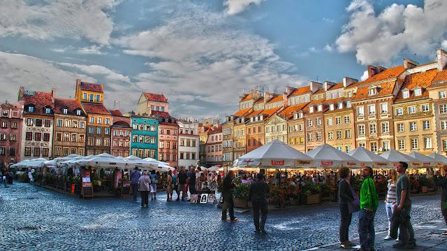 אלו הם מלונות היוקרה הטובים ביותר בורשה ל-2016/2017