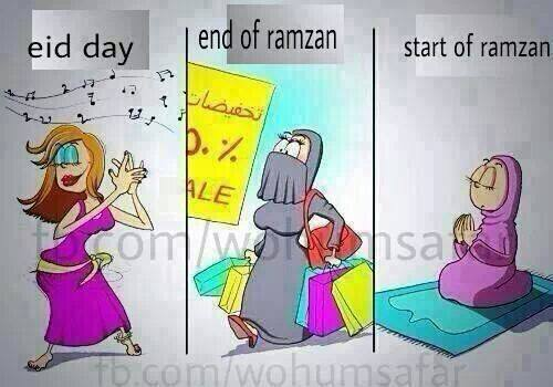 Happy Ramadan Funny Photos