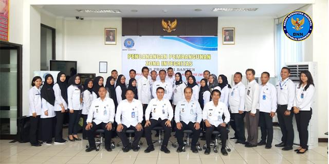 Lowongan Kerja Besar-Besaran PPNPN Badan Narkotika Nasional (BNN) Provinsi Banten