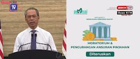 PERMAI: Pelaksanaan Moratorium Dan Pengurangan Ansuran Pinjaman Diteruskan