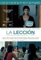 La leccion (2014) online y gratis
