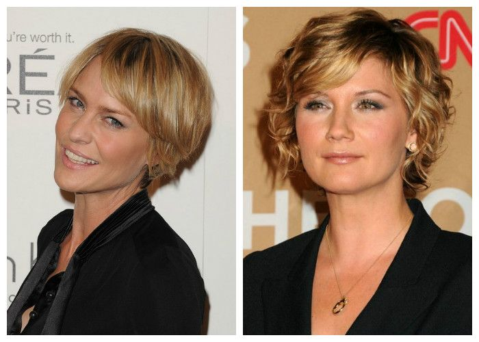 Haircuts for women 40 years old: fashionable coloring
