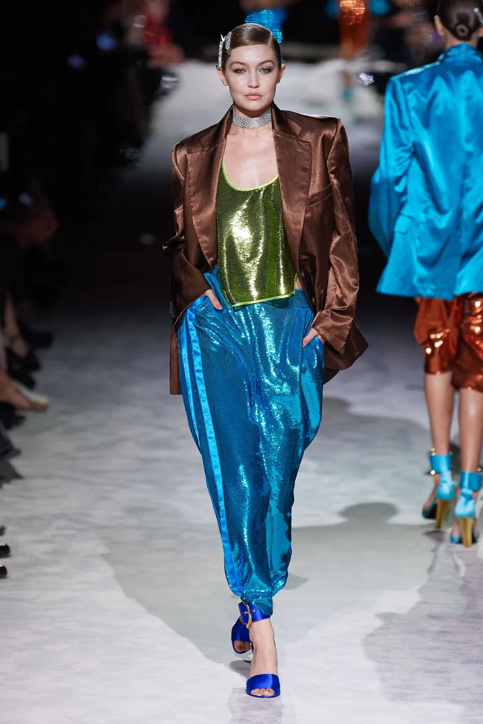 Tom Ford NYFW22 Collection