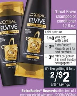 L'Oreal Elvive Hair Care