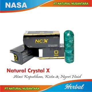 NCX solusi masalah wanita dan kewanitaan