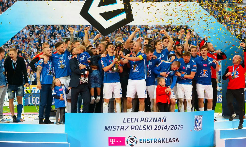 Lech Poznan News: World Football Badges News: Poland