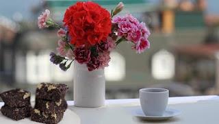 tchibo Türk kahvesi ile brownie yapılışı - KahveKafeNet